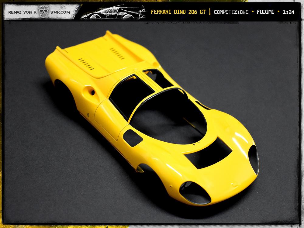 Ferrari Dino 206 GT Competizione