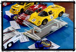 3º Lugar na Categoria Carros de Competição