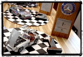 1º Lugar - Temática Mercedes-Benz