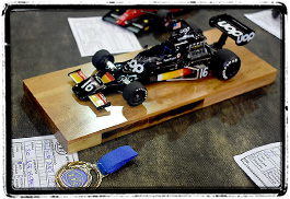 1º Lugar - Fórmula 1