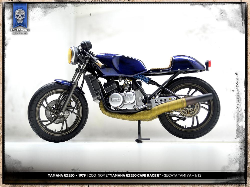 Yamaha RZ250 Cafe Racer