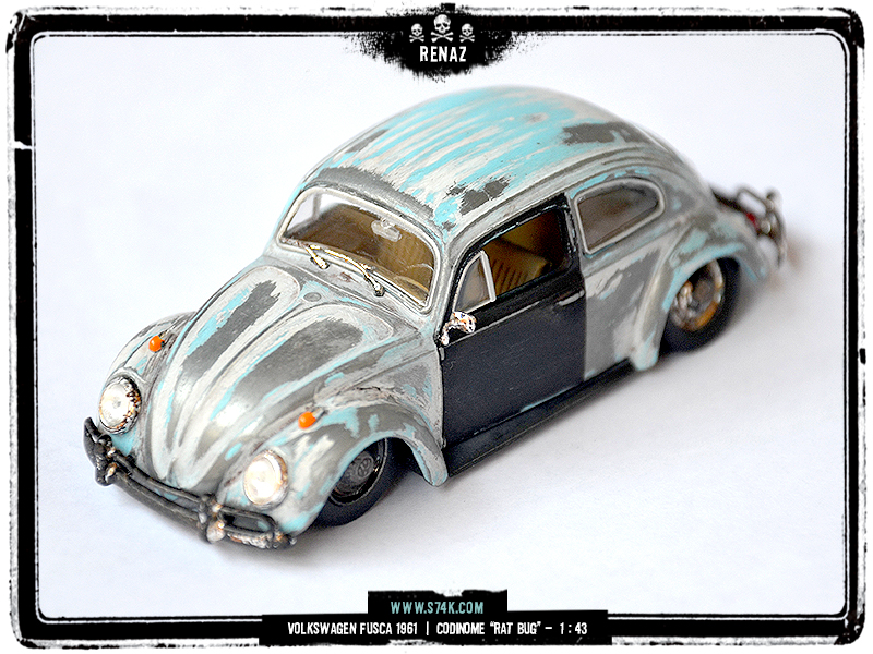 Volkswagen 1961 Rat Bug